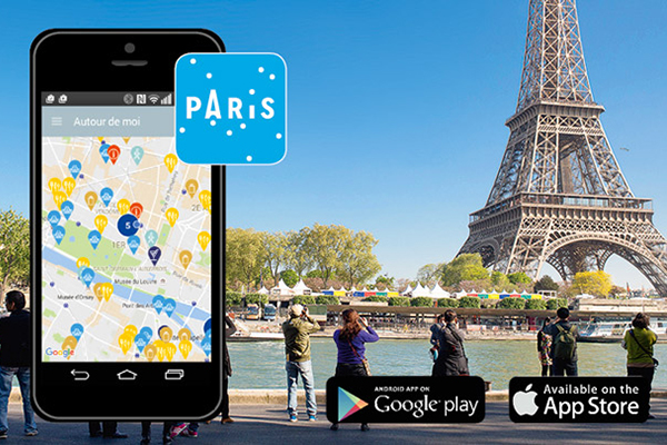 Tips and good deals: Mobile apps for the tourist in Paris