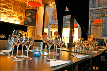 LE COLIMACON: GOOD WINES AND FRENCH CUISINE