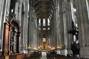 Saint-Eustache « La Musicienne »