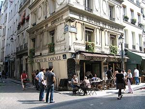 Promenade dans le quartier Montorgueil