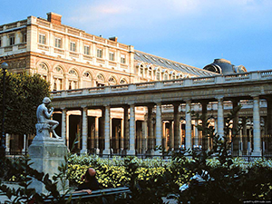 The Palais Royal: A great attraction steeped in history