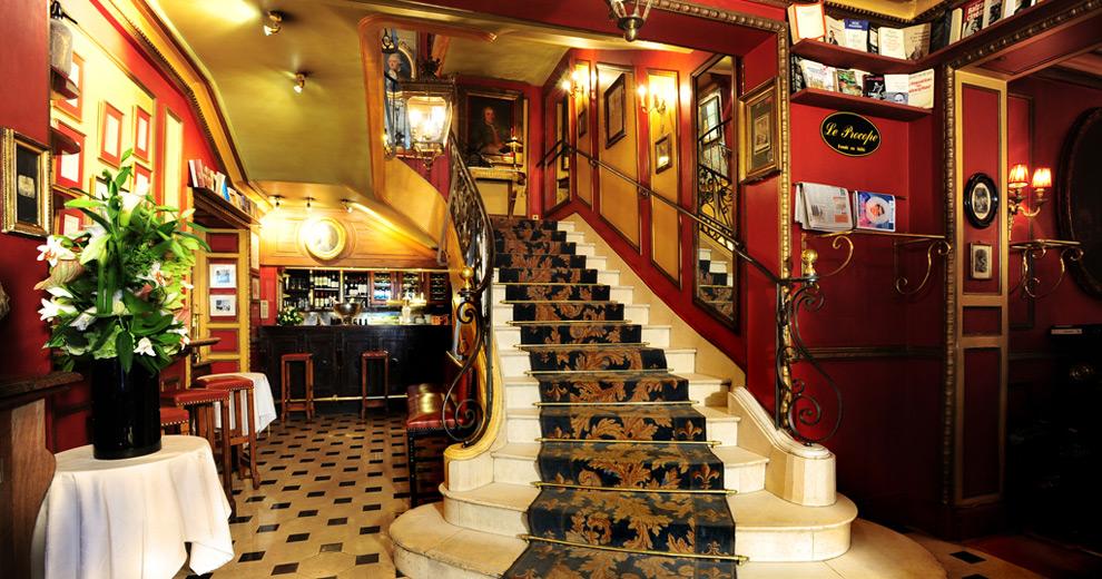Prix Du Cafe Au Procope Paris
