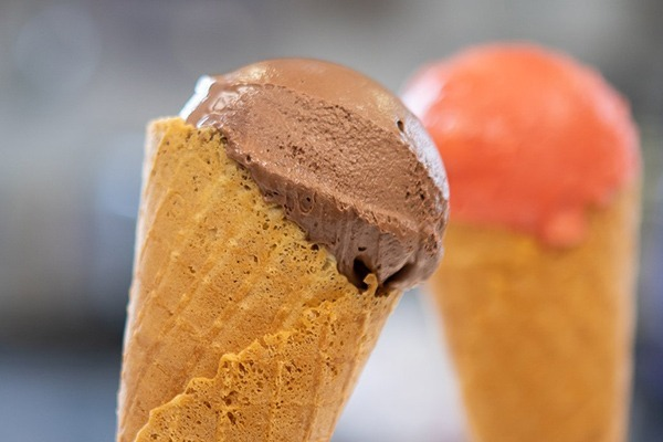 Where can you find good ice cream in Paris?