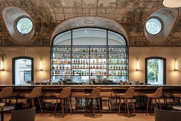Bars de palaces : La sélection du Relais du Louvre