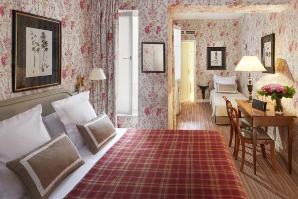 高级客房或三人房